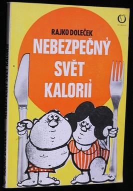 náhled knihy - Nebezpečný svět kalorií