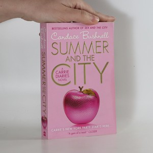 náhled knihy - Summer and the city : a Carrie diaries novel