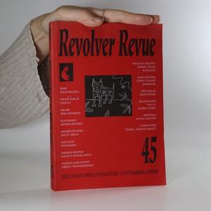 náhled knihy - Revolver Revue 45