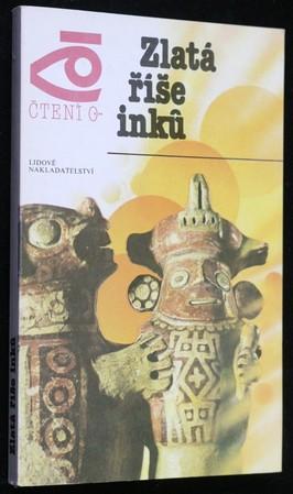náhled knihy - Zlatá říše Inků