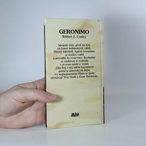 antikvární kniha Geronimo, 1994