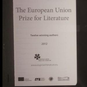 antikvární kniha The European Union Prize for Literature. Twelve Winning Authors 2012., neuveden