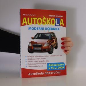náhled knihy - Autoškola - moderní učebnice