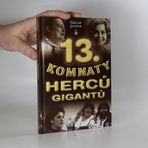 náhled knihy - 13. komnaty herců gigantů