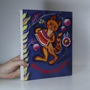 náhled knihy - Paci, paci, pacičky : národní ukolébavky, žerty, hry a rozpočítadla
