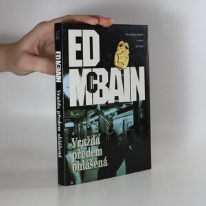náhled knihy - Vražda předem ohlášená : román z 87. revíru