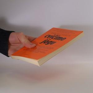 antikvární kniha Cvičíme jógu, 1988