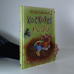 náhled knihy - Kočkopes Kvído