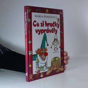 náhled knihy - Co si hračky vyprávěly