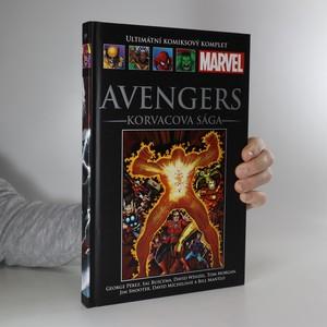 náhled knihy - The Avengers: Korvacova sága
