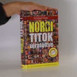 náhled knihy - Norbi titok újratöltve