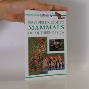 náhled knihy - First Field Guide to Mammals of Southern Africa
