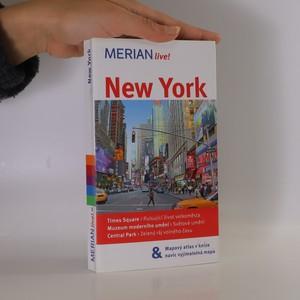 náhled knihy - New York (chybí vyjímatelná mapa)