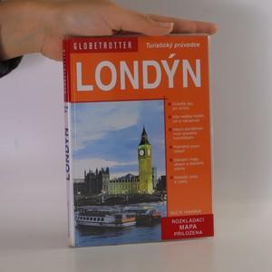 náhled knihy - Londýn. Turistický průvodce (chybí rozkládací mapa)