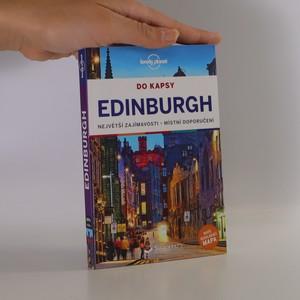 náhled knihy - Edinburgh do kapsy. Největší zajímavosti, místní doporučení