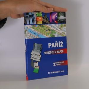 náhled knihy - Paříž. Průvodce s mapou