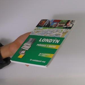 antikvární kniha Londýn : průvodce s mapou, 2008