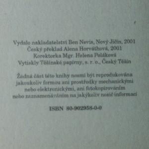 antikvární kniha Tajemství hradní věže, 2001