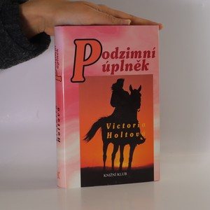 náhled knihy - Podzimní úplněk