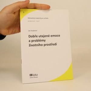 náhled knihy - Dobře utajené emoce a problémy životního prostředí