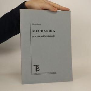 náhled knihy - Mechanika pro zahraniční studenty