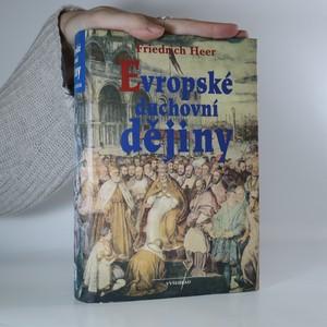 náhled knihy - Evropské duchovní dějiny