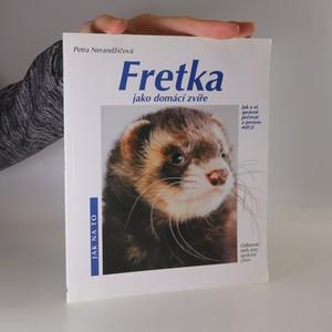 náhled knihy - Fretka jako domácí zvíře