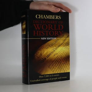náhled knihy - Chambers dictionary of world history