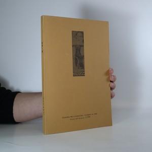 náhled knihy - Aluze. Časopis pro literaturu, filosofii a jiné. Ročník III., číslo 2/99