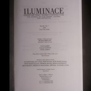 antikvární kniha Iluminace. Ročník 7, číslo 4, 1995