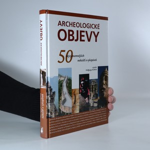 náhled knihy - Archeologické objevy