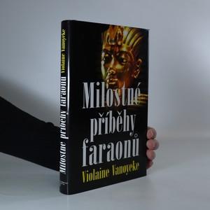 náhled knihy - Milostné příběhy faraonů