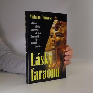 náhled knihy - Lásky faraonů