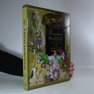 náhled knihy - Pohádkové puzzle