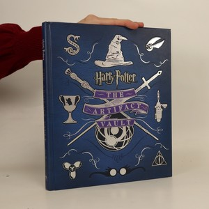 náhled knihy - Harry Potter. The Artifact Vault