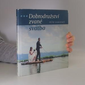 náhled knihy - Dobrodružství zvané svatba