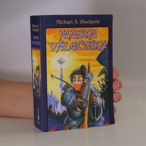 náhled knihy - Maska válečníka