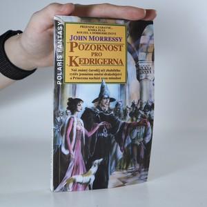 náhled knihy - Pozornost pro Kedrigerna. Kedrigern. 6. díl