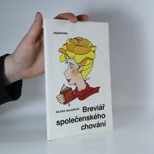náhled knihy - Breviář společenského chování
