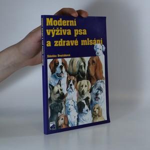 náhled knihy - Moderní výživa psa