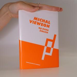 náhled knihy - Na dvou židlích