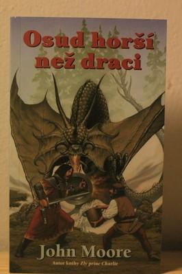 náhled knihy - Osud horší než draci