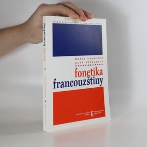 náhled knihy - Fonetika francouzštiny