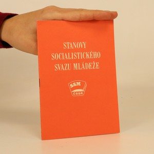 náhled knihy - Stanovy socialistického svazu mládeže