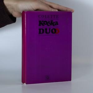 náhled knihy - Kočka. Duo