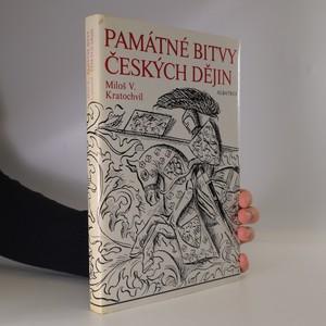 náhled knihy - Památné bitvy českých dějin