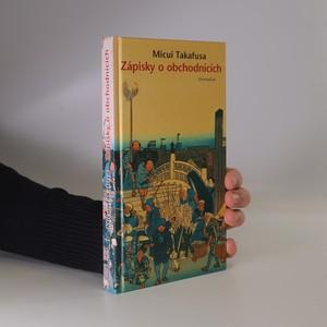 náhled knihy - Zápisky o obchodnících