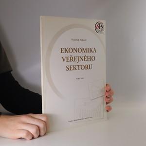 náhled knihy - Ekonomika veřejného sektoru