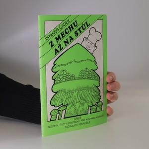 náhled knihy - Z mechu až na stůl