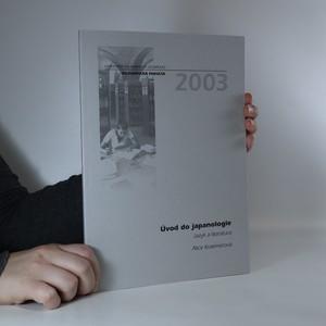 náhled knihy - Úvod do japanologie : jazyk a literatura